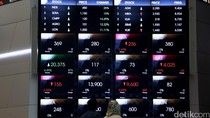 Mengekor Bursa Asia, IHSG Positif