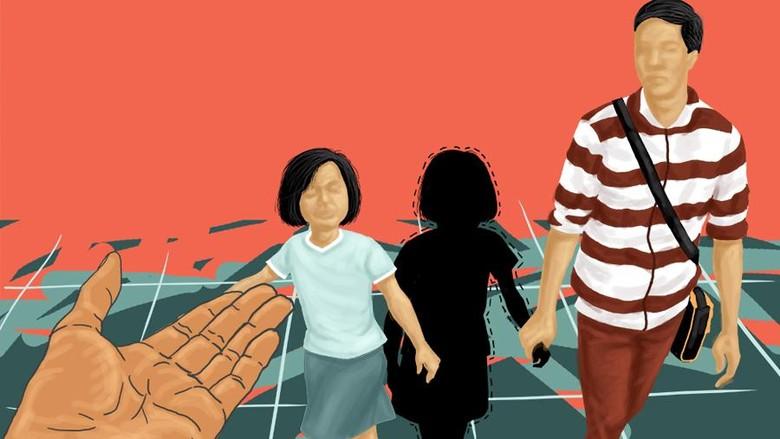 Siswi SD di Jakbar Tak Dibekap, tapi Diminta Minggir Juru Parkir