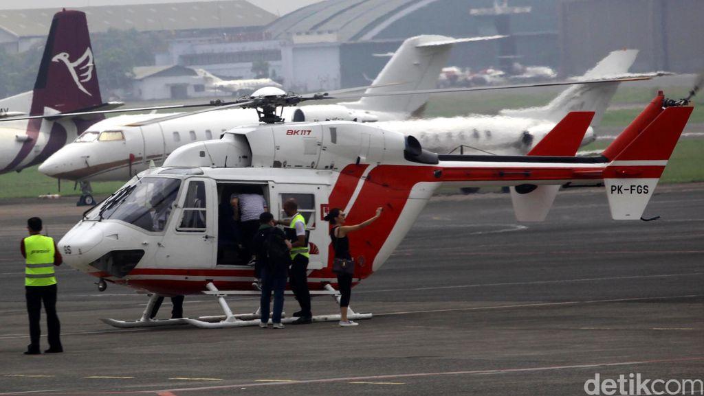 Kembangkan Taksi Udara di RI, Whitesky Beli 30 Helikopter Rp 471 M