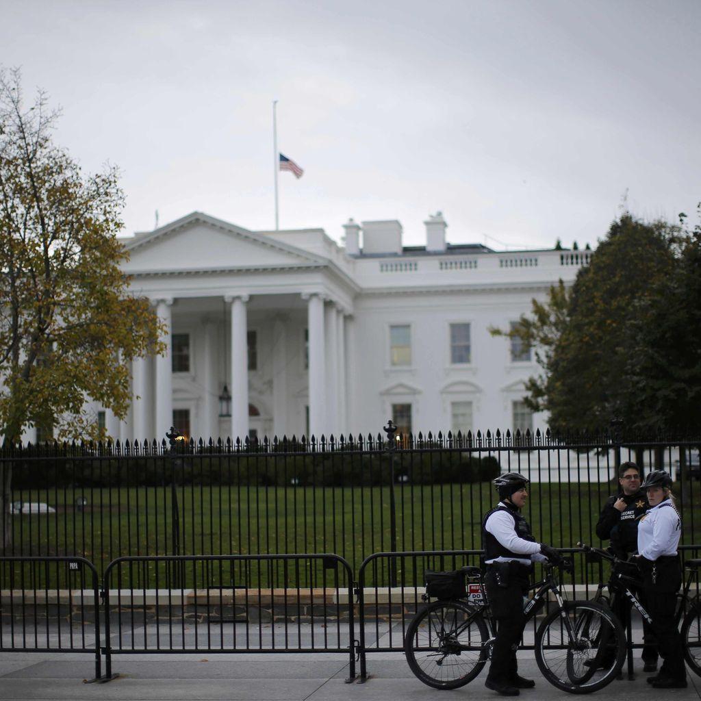 Bawa Paket Mencurigakan Dekat Gedung Putih, Seorang Pria Ditahan