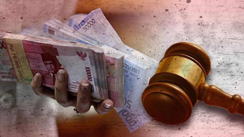 Amran Mustary Dituntut 9 Tahun Penjara dan Denda Rp 1 Miliar