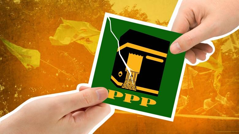 Senior PPP Serahkan Muktamar Islah ke Pengurus Hasil Muktamar Bandung