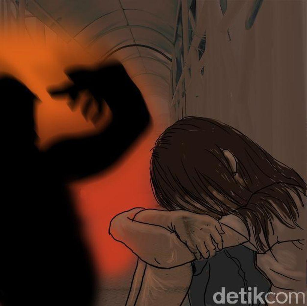 Bejat! Pria di Riau ini Perkosa Anak Kandungnya Sejak 2013