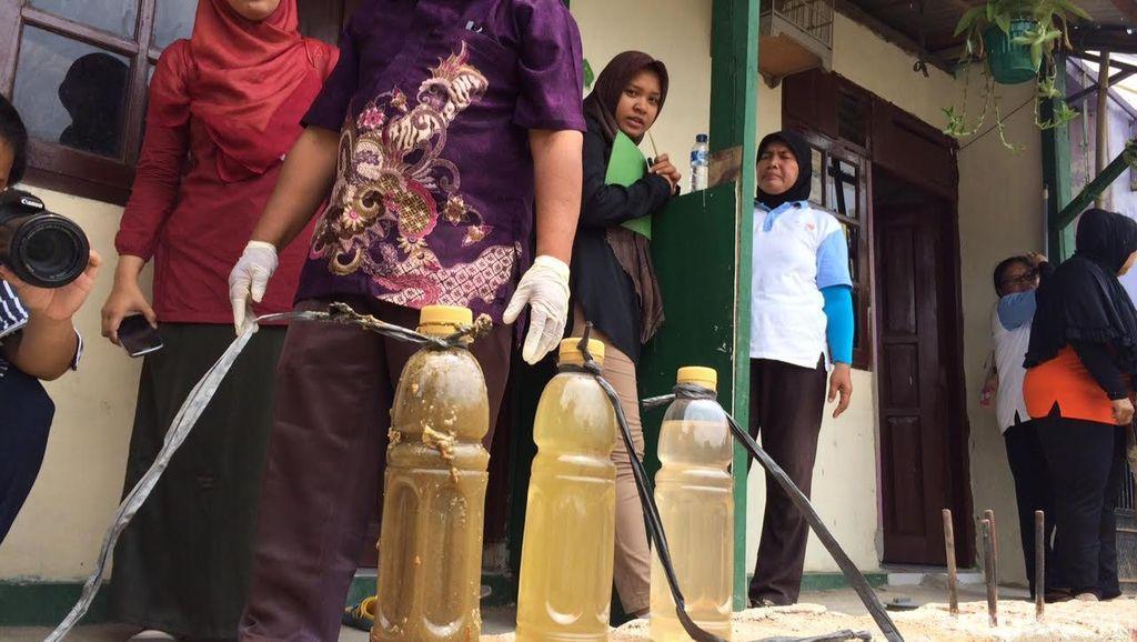 Rumus Wiro Sableng untuk Jernihkan Limbah Septic Tank