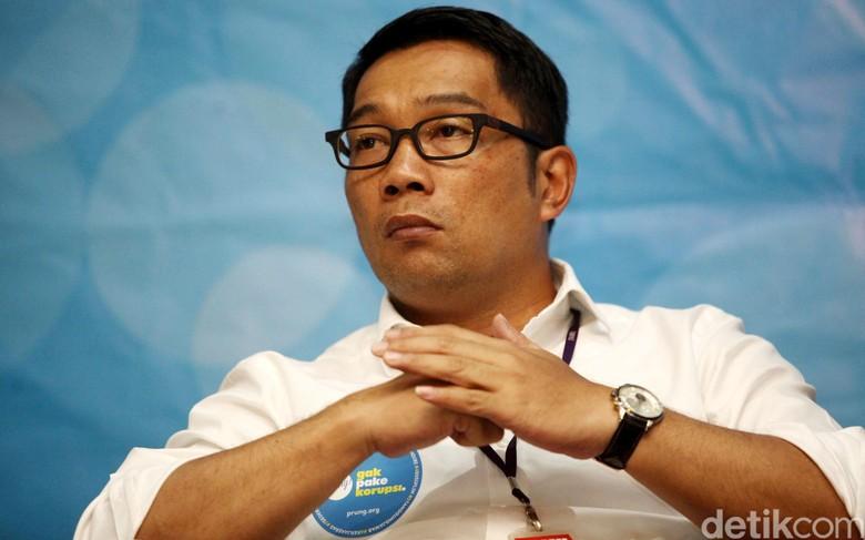 Ridwan Kamil Kampanyekan Belanja Daging Sapi Beku