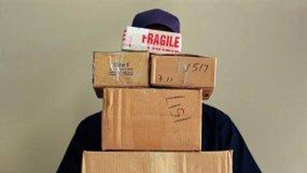 Paket Rusak dan tidak Sampai Tepat Waktu