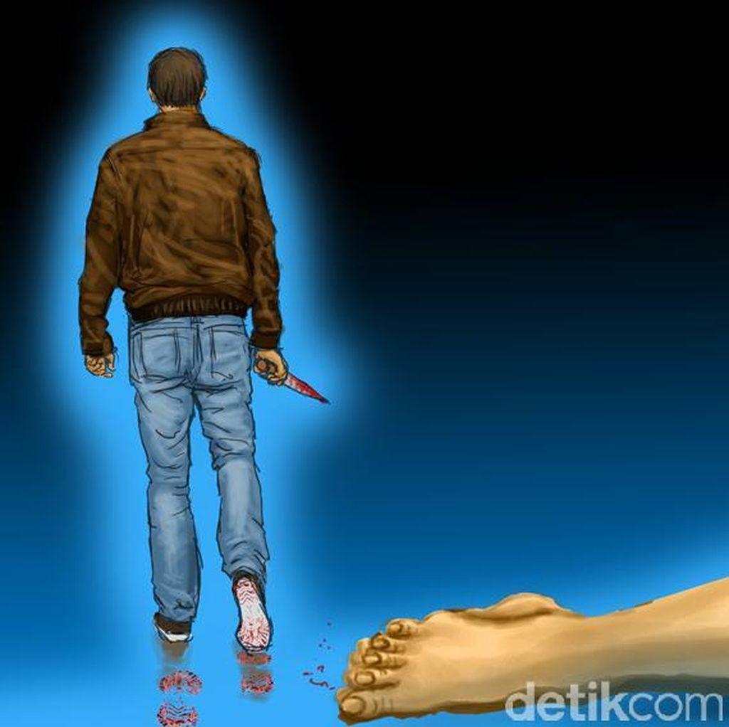 Sering Ngamuk, Seorang Anak Dibunuh Bapak Kandung