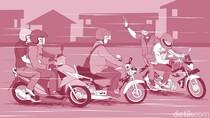 Polisi Tangkap Begal yang Pakai Senpi Mainan di Bekasi