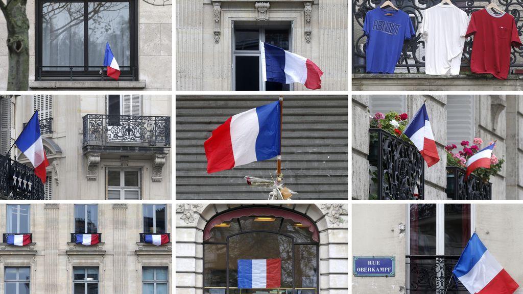 Rencana Serangan Teror 1 Desember di Paris Berhasil Digagalkan
