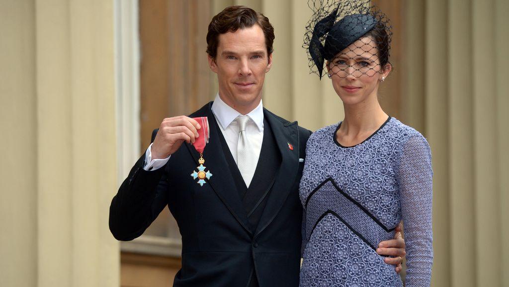 Congrats! Benedict Cumberbatch dan Istri Dikaruniai Anak Kedua
