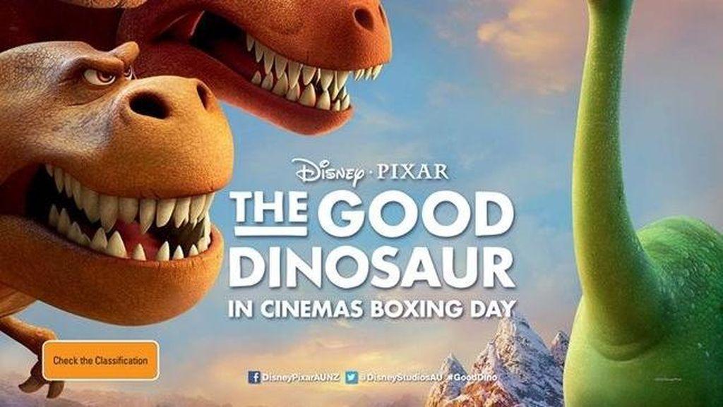 The Good Dinosaur, Petualangan Mengharukan Arlo Mencari Keberanian