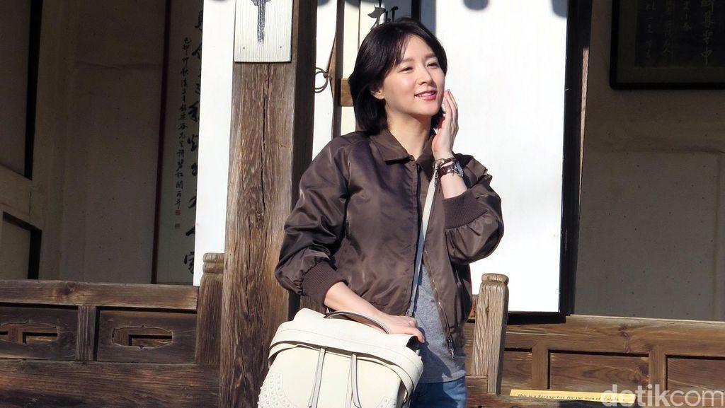 Berkat Song Seung Hun, Lee Young Ae Yakin Saimdang - The Herstory Akan Sukses