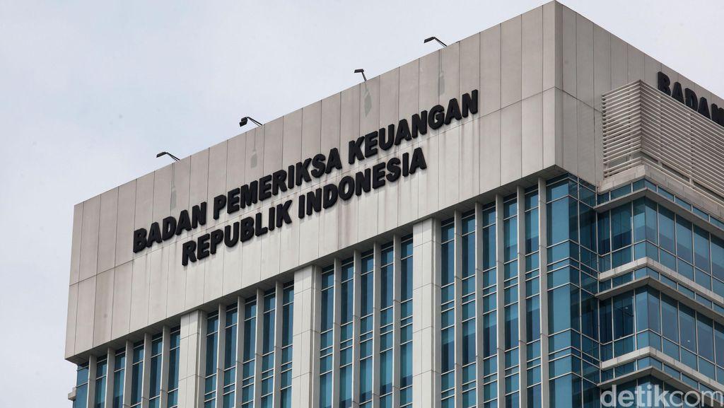BPK: Laporan Keuangan WTP Bukan Jaminan Tak Ada Pidana