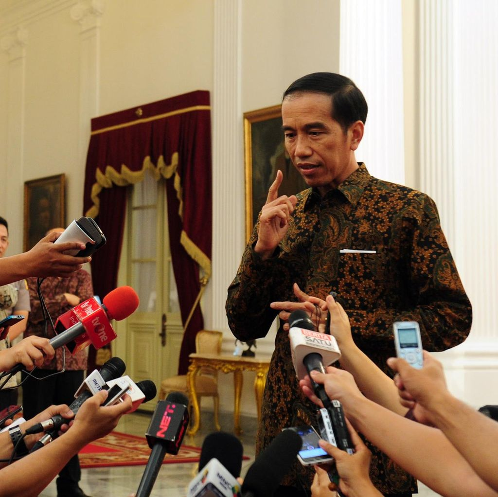 Rapim DPR Ditunda, Konsultasi Pansus KPK-Jokowi Dibahas Pekan Depan