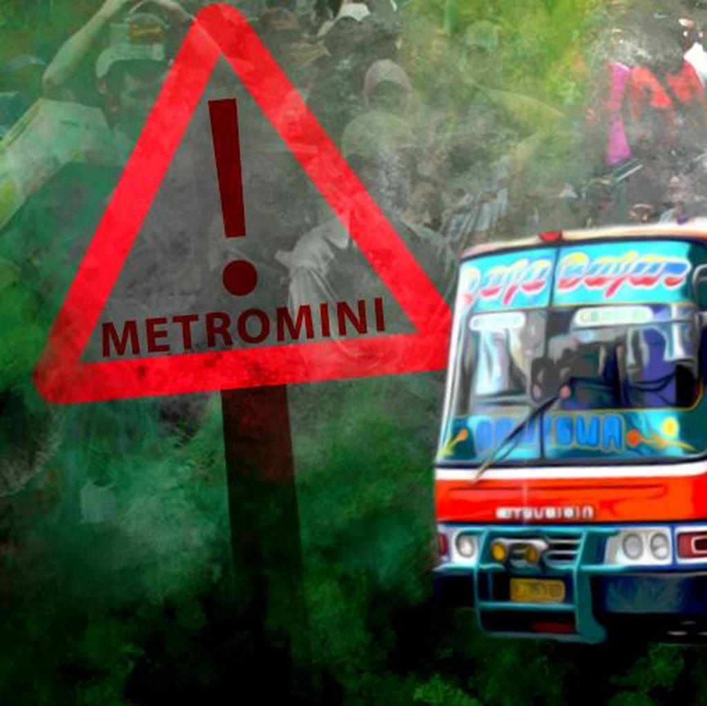 Babak Belur Dihajar Transjakarta dan Go-Jek