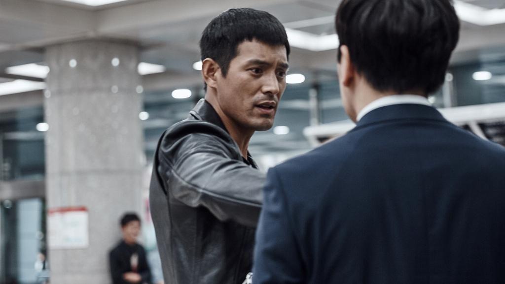 Wah! Oh Ji Ho Tampilkan Jurus Pencak Silat di Cheo Yong 2: Paranormal Detective
