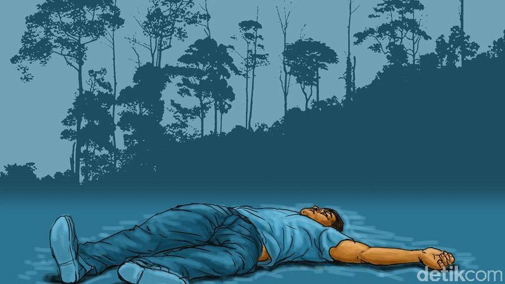 4 Pekan Hilang, Pria di Larantuka Ditemukan Sudah Jadi Kerangka
