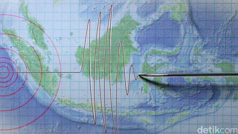 Gempa 4,7 SR Guncang Deli Serdang, Terasa hingga Medan