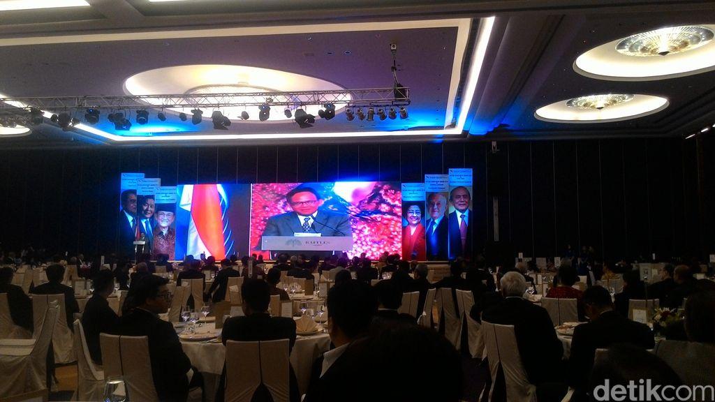 Jenderal Gatot, Kapolda Metro Hingga Ahok Hadir di Penghargaan Tahir