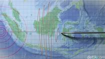 Penjelasan Geologi ESDM soal Gempa 6,4 SR di Denpasar