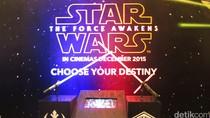 Sensasi Star Wars Bukan Hanya Lewat Film Saja
