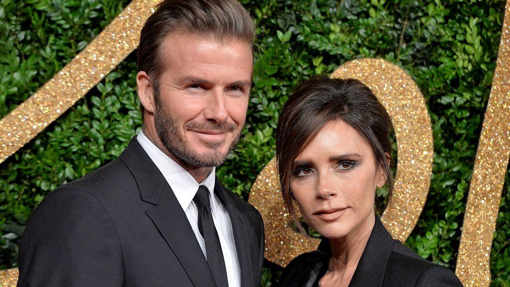 Rayakan 20 Tahun Bersama, David Beckham Beli Pulau untuk Victoria?
