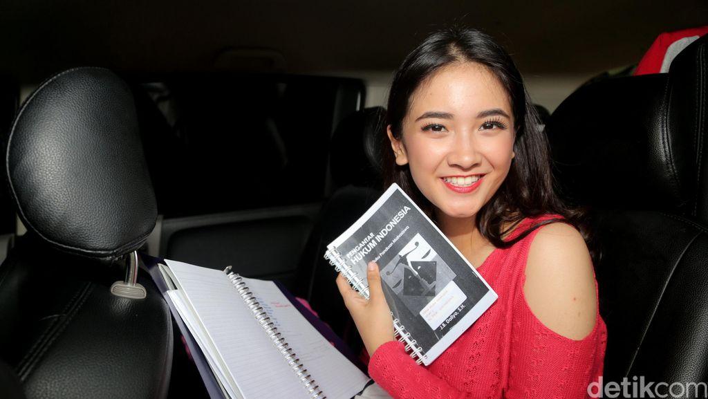 Nadya Arina Rehat Main Sinetron Demi Kuliah