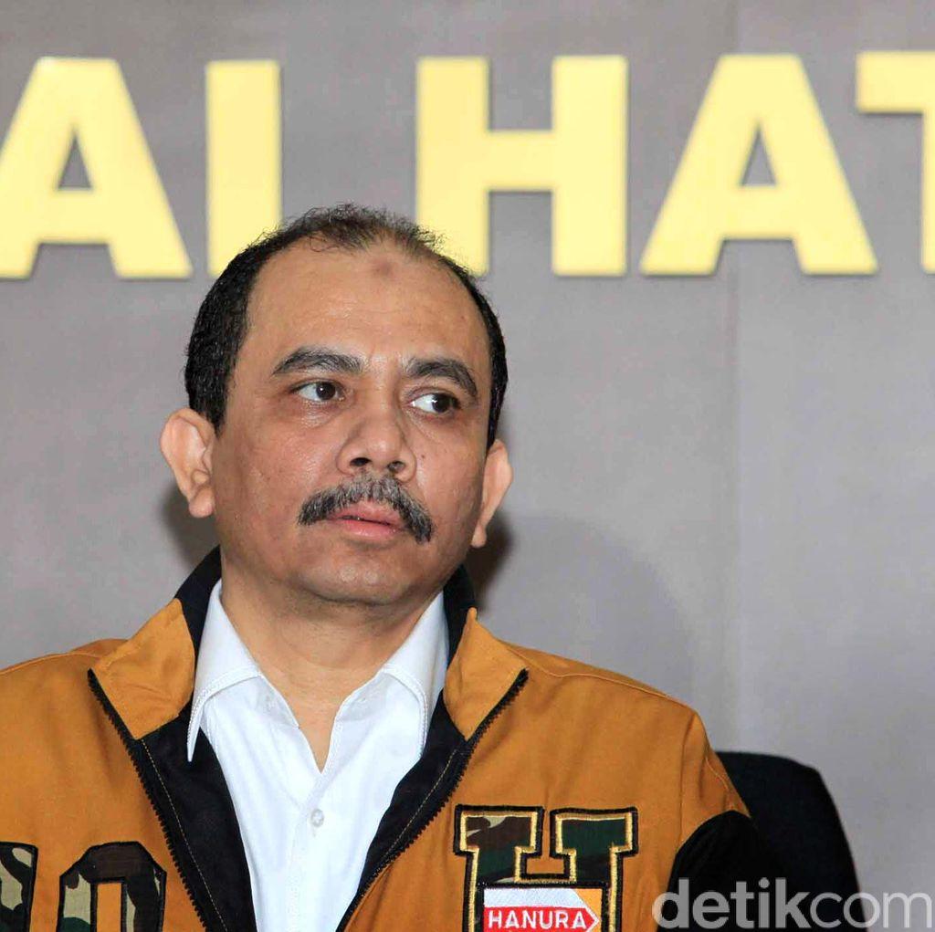 Hanura Kirim Satu Anggota Sebagai Wakil di Pansus Hak Angket KPK