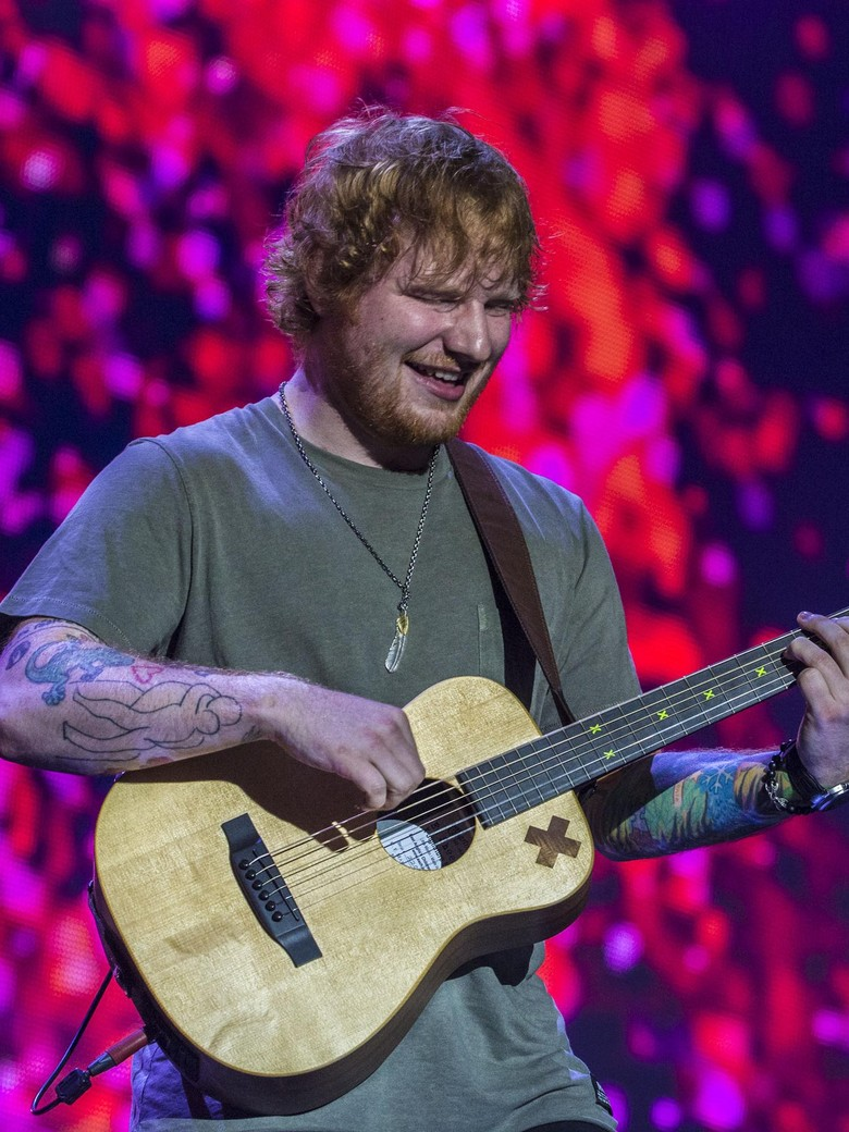 Ed Sheeran Umumkan Tur Asia Tenggara, ke Indonesia?