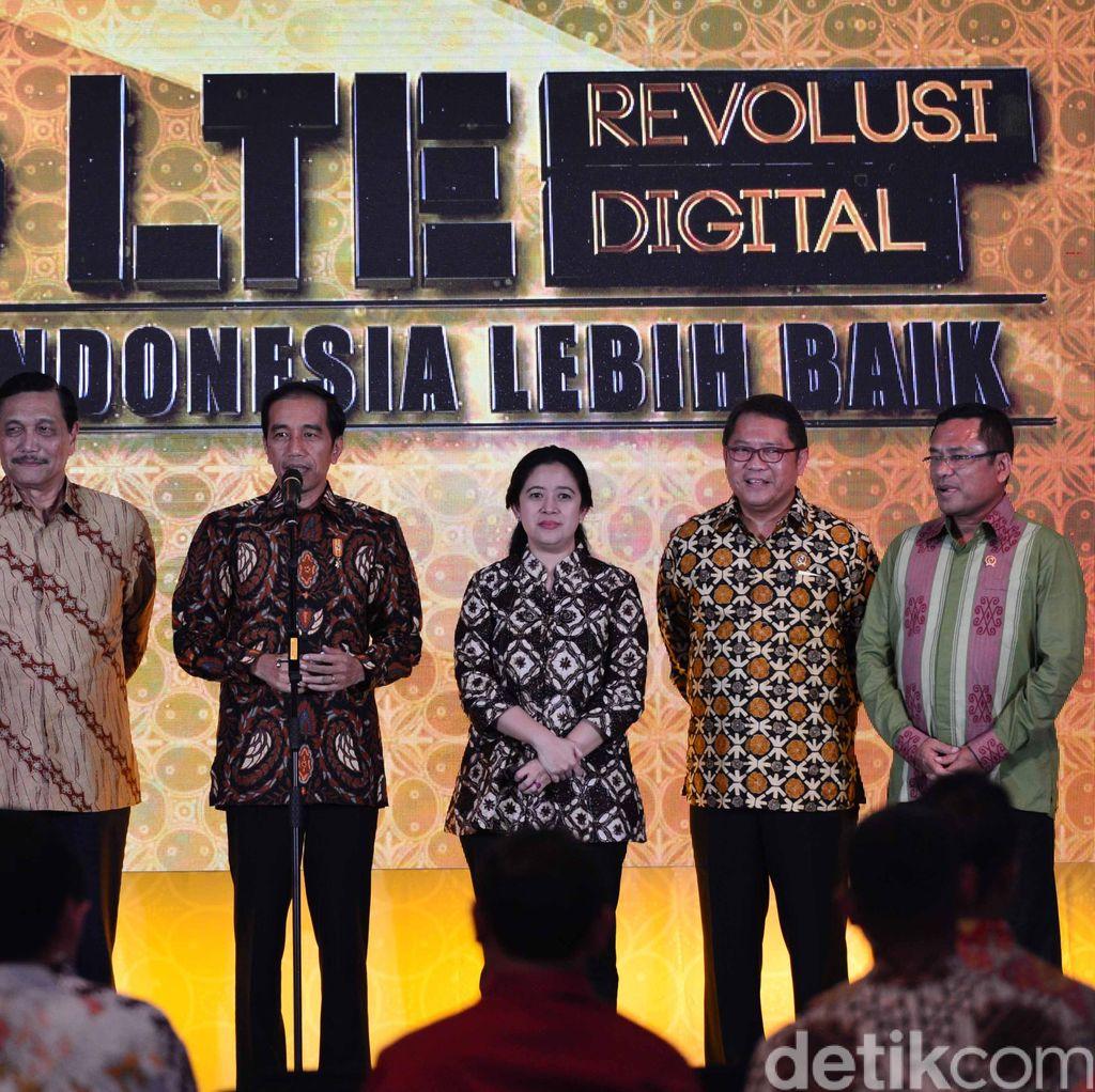Membangun Tulang Punggung Internet Sesuai Instruksi Jokowi