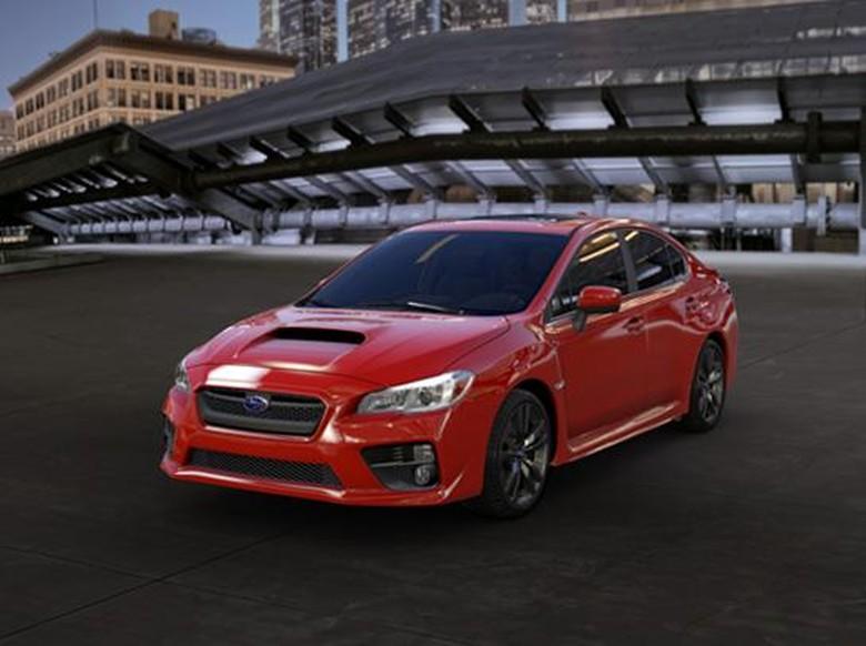 Subaru Kembangkan Mobil Sport Mid-engine?