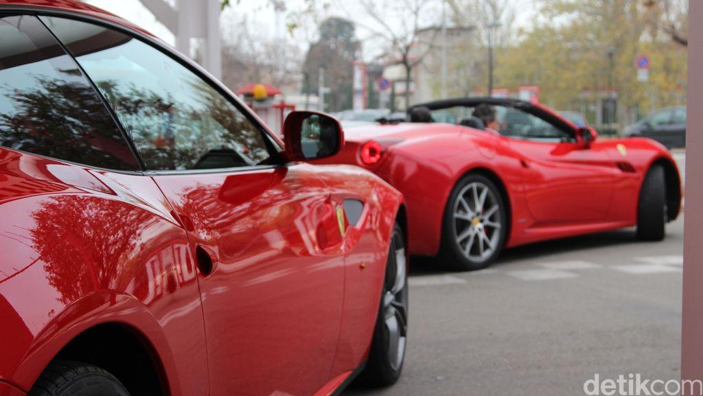 Ferrari: Makin Banyak Supercar Datang ke Indonesia, Makin Bagus