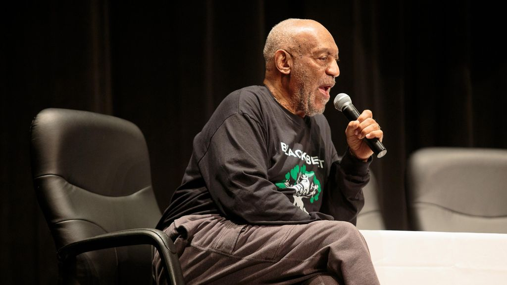 Bill Cosby Akui Alami Kebutaan