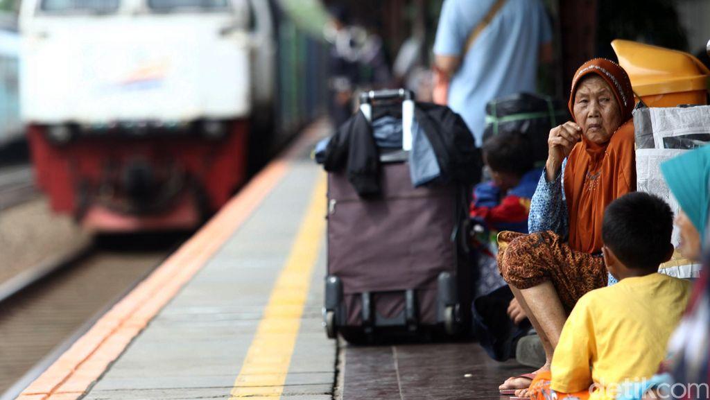 Masih Ada Sisa Tiket Kereta Tambahan untuk Mudik?