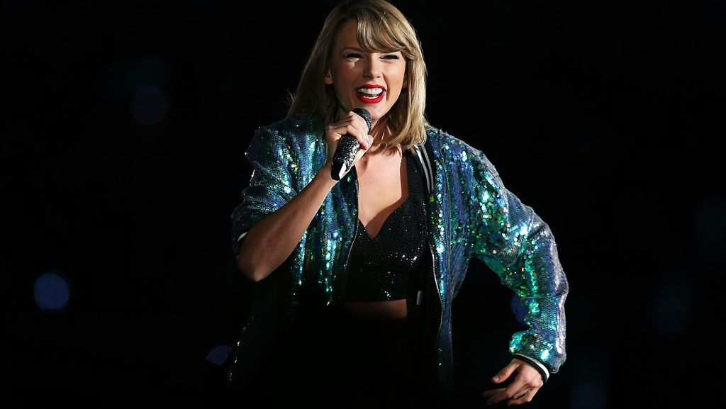Taylor Swift Balikan dengan Spotify
