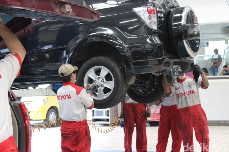 Cara Toyota Jaga Konsumen Agar Tidak Kabur
