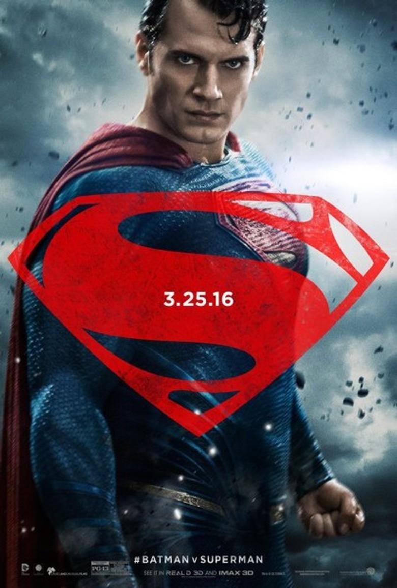 Gagah dan Epik 3 Poster Batman v Superman: Dawn of Justice
