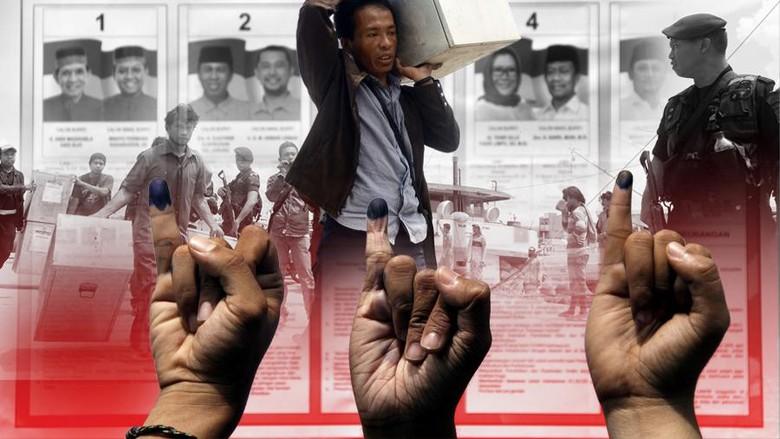 Bawaslu Desak KPU DKI Inventarisasi Pemilih yang Gunakan e-KTP