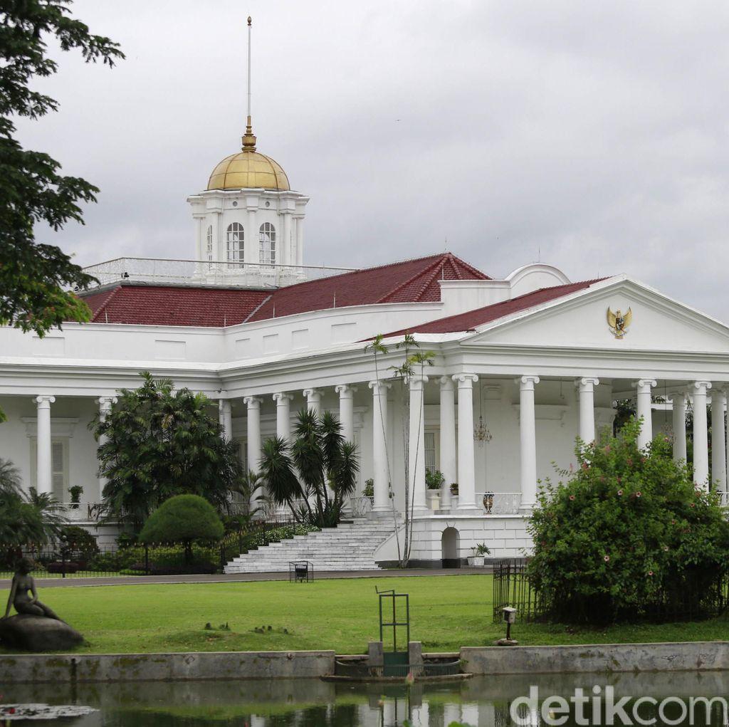 Upacara Penyambutan Raja Salman akan Dilakukan di Istana Bogor