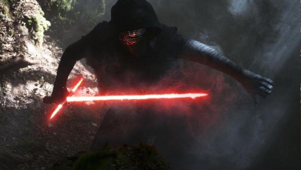 Bocor Dialog Kylo Ren di Star Wars: The Last Jedi