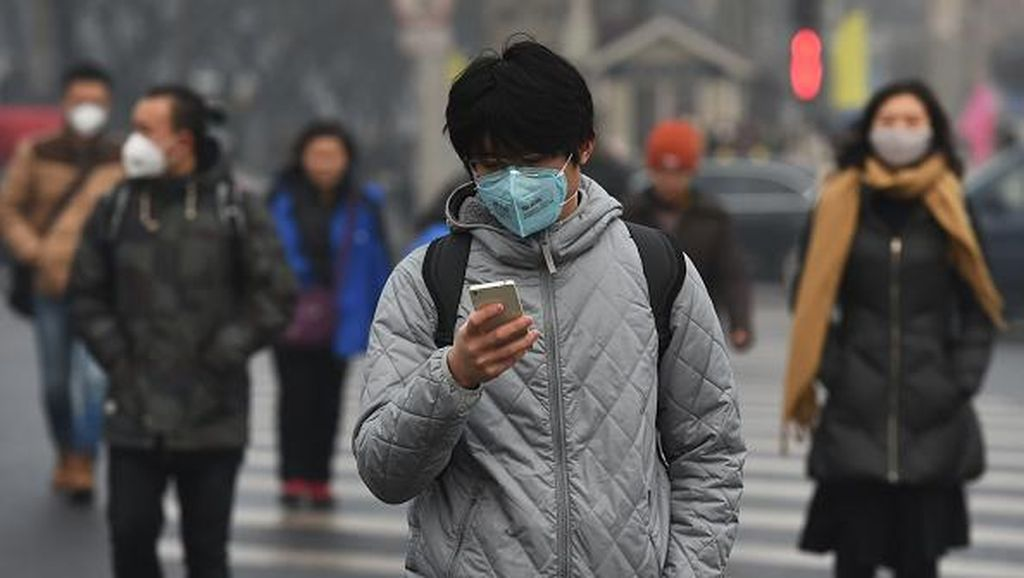 92 Persen Populasi Dunia Menghirup Udara Berpolusi di Atas Batas Wajar