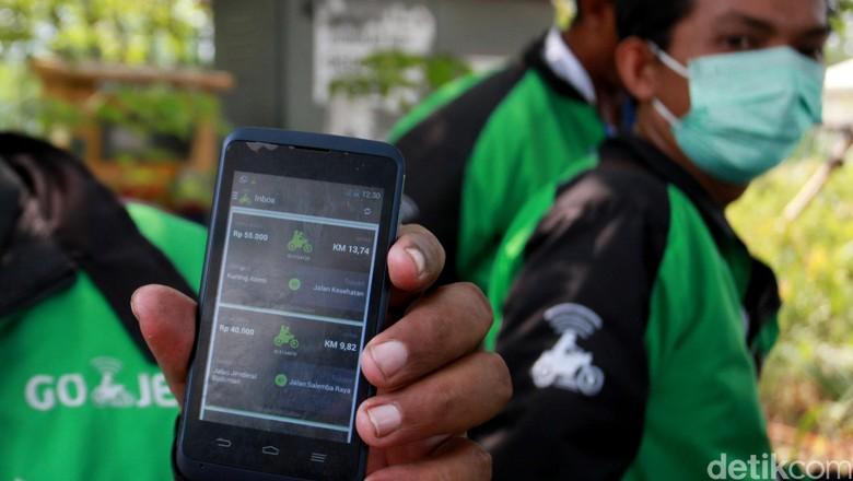 Cerita Teman Julianto Patungan untuk - Jakarta Dalam kurun waktu dua bank Danamon Matraman ojek online yang mengantarkan makanan karena order fiktif ditujukan untuk