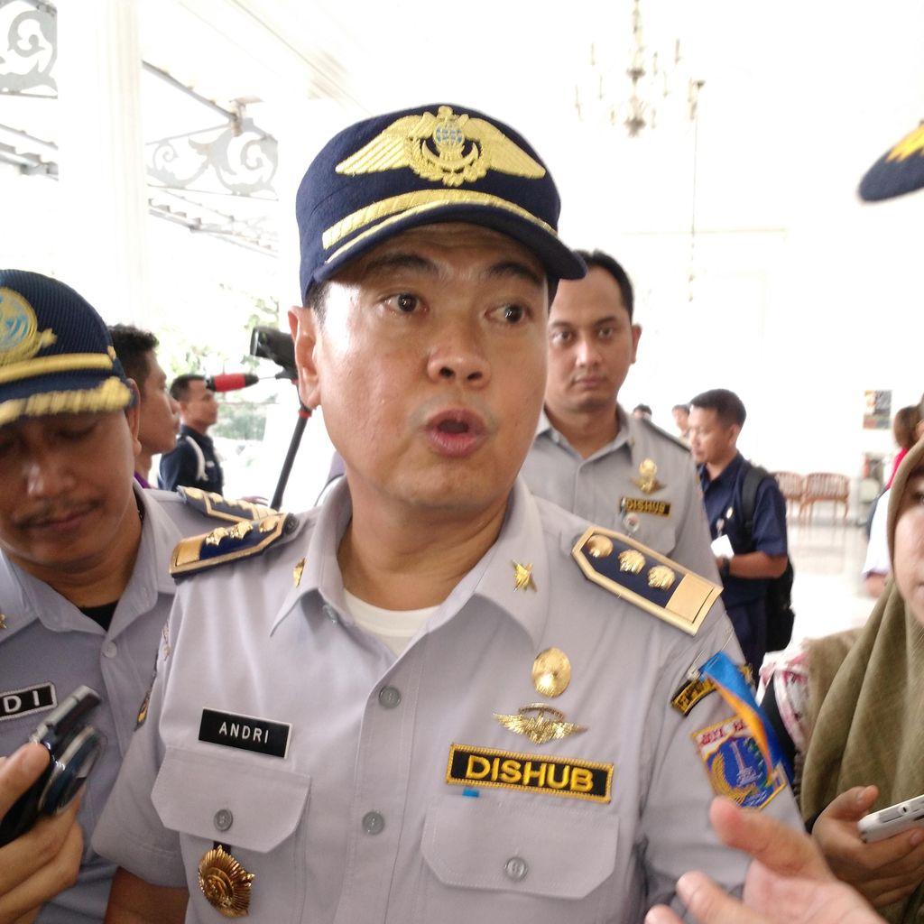 Rapat dengan Dishub DKI, Tim Sinkronisasi Usulkan Pengadaan Kapal
