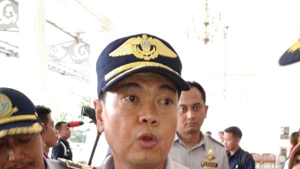 Kadishub DKI Ingin Bulan Tertib Trotoar Dilanjutkan