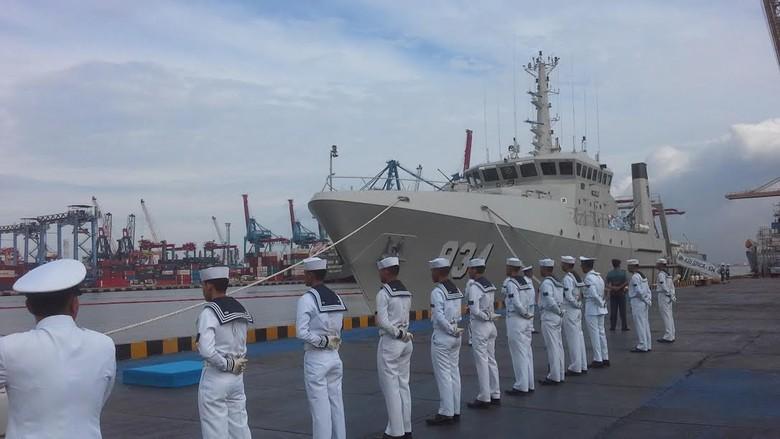 Sergap Kapal Diduga Penyelundup di Sumut, 4 Anggota TNI AL Diserang OTK