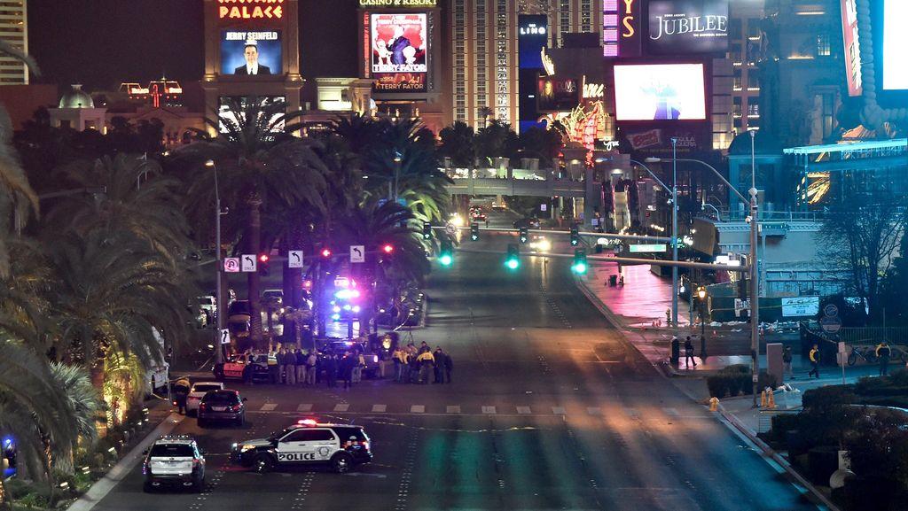 Lakeisha, Penabrak di Pedestrian Las Vegas Strip akan Didakwa Pasal Pembunuhan