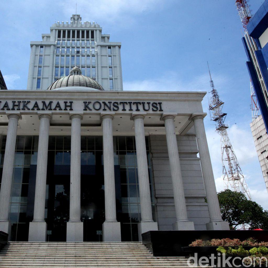 Dipecat, 4 Pegawai MK Juga Curi Berkas Pilkada DIY hingga Sangihe
