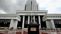 Lowongan Hakim Dibuka, Gaji Pertama Rp 12 Jutaan