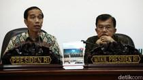 Seskab: Jokowi-JK Dwitunggal, Tak Ada Ruang untuk Memecah Keduanya