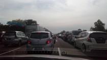 Imbas Cisomang, Lalin Jakarta-Bandung Pagi Ini Dialihkan ke Tol Cipali